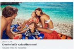 Hrvatska turistička zajednica pojačala promotivne aktivnosti u Njemačkoj, Austriji, Velikoj Britaniji i Italiji
