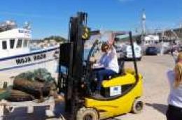 Održana akcija čišćenja: Izvađeno 5 tona otpada iz podmorja Ribarske luke Tribunj