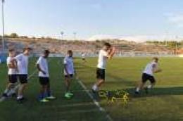 VIDEO PRILOG: Posjetili smo naše nogometaše na treningu, kažu da su spremni!