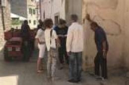 Kolegij gradskih službi obišao otok Prvić