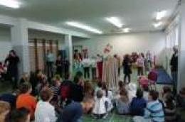 Osnovnoškolci prikupili potrepštine za socijalnu samoposlugu u Vukovaru: Sv. Nikola ih darovao za njihovu dobrotu