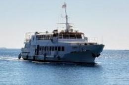 Pozdravite večeras u 19 sati sve kapetane i mornare broda i trajekta koji povezuju otoke šibenskog i vodičkog arhipelaga
