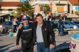 Iako je pragu 80-tih Mladena Slavicu sportski duh ne napušta: Iza njega su desetljeća utrka, a godinama unatoč, nema namjeru stati.
