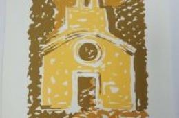 Najava proslave 600 godina posvete i blagoslov stare crkve sv. Križa