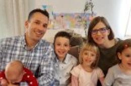 VODIŠKE MAME Tea Juričev Martinčev: 'Svaka nedjelja naš je obiteljski dan. Prvo jutarnja sveta misa pa istraživanje naše lipe okolice'