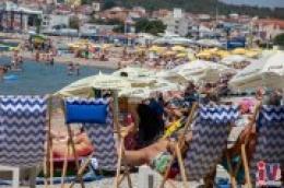U Hrvatskoj trenutno boravi više od milijun turista, 220.000 više nego lani u ovo vrijeme