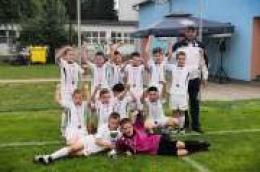 Najmlađi nogometaši Vodica osvojili brončanu medalju na šestom Memorijalnom turniru Josip – Joža Kurs u Gospiću