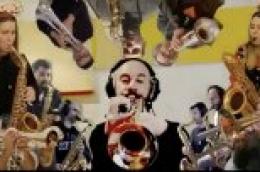 Udružili se glazbeni entuzijasti i osnovali BIG BAND VODICE: Poslušajte njihovu prvu službenu snimku