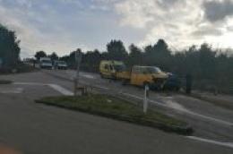 Četvero zatražilo liječničku pomoć: Prometna s velikom materijalnom štetom na križanju Benkovačke ceste i izlaza iz mjesta Zaton