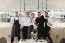 Pod palicom dvojice chefova Mate Sučića i Davida Skoke – u restoranu La Belle vie - pripremljena očaravajuća jela s okusom mora