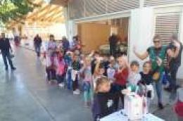 """U dva dana akcije """"Solidarnost na djelu"""" građani donirali 3.171,60 kuna, 150 kilograma hrane i 30 kilograma higijenskih potrepština"""