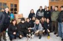 """Završena akcija udruge """"Daj pet od srca"""": Prikupljeno 56 paketa humanitarne pomoći higijenskih potrepština za socijalnu samoposlugu u Vukovaru"""