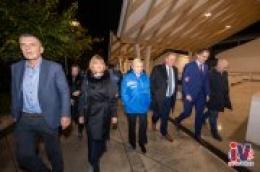 Predsjednica posjetila Vodice: Mladi i stari htjeli su se s njom fotografirati i pozdraviti