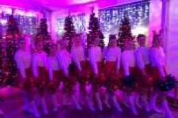 Plesna udruga Bollywood Vodice sudjelovala na I. Adventu u Vukovaru