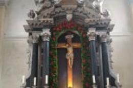 Proslava blagdana Našašća sv. Križa, naslovnika ž. crkve, dana župe i grada Vodica
