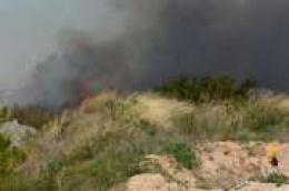 Ugašen požar na području Srimske lokve