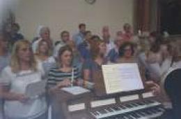 """Sveta Cecilija nebeska zaštitnica crkvenog pjevanja: """"Tko pjeva dvostruko moli!!"""" (sv. Augustin)"""