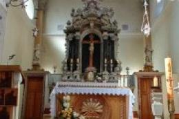 Sveto (vazmeno) trodnevlje i proslava Uskrsa u župi Vodice