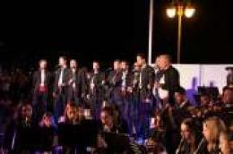 Jedna lipa s početka lita - Vodička glazba i klapa Cambi