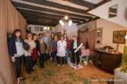 Sudionici 3. Hrvatskog ruralnog parlamenta posjetili OPG Vlatka Fržop i njihovu kušaonicu maslinovog ulja