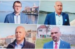 Evo tko za sada ide u izbornu bitku za župana Šibensko kninske županije
