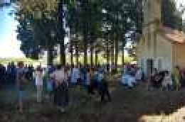 Župljani Vodica u Rakitnici proslavili svetkovinu Rođenja sv. Ivana Krstitelja