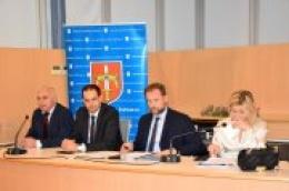 Ministar državne imovine Mario Banožić u radnom posjetu Šibensko-kninskoj županiji