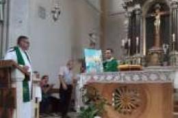 Priređen mu oproštaj: Župni vikar don Josip Mudronja otišao na novu službu u Marinu