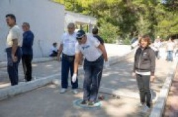PK Vodice natječe se u 1. Hrvatskoj petanque ligi