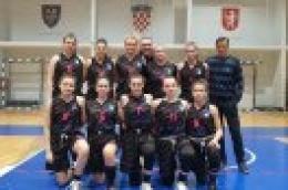 ŽKK Vodice izborio plasman u Ligu za prvaka i popunu Prve ženske lige