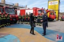 Gradonačelnica uručila ključeve: U vodički JVP stiglo višenamjensko vozilo s multifunkcionalnom nadogradnjom