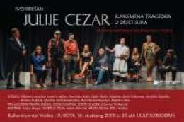 Julije Cezar ponovno na daskama Kulturnog centra