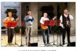 Šlag za kraj godine - koncert četvorice vrsnih baritona