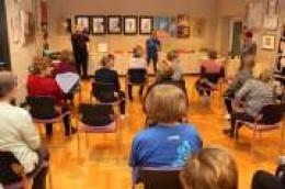 """U svrhu poboljšanja kvalitete života pokrenut projekt """"Medicinska gimnastika za umirovljenike"""""""