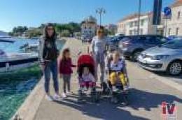 Vodičani iskoristili toplo sunčano vrijeme za šetnju i druženje na otvorenom