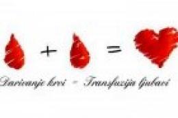 Akcija darivanja krvi