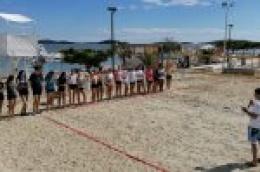 Vodičanke treće na Županijskoj ligi odbojke na pijesku