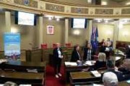 """Pohvala za akciju """"Mala brnistra"""" u organizaciji Knjižnice Vodice, Prometne policije, BBK """"Orlov krug"""" i """"Karika bike toursa"""""""