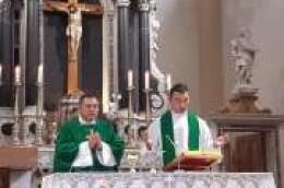 U župu Vodice došao novi župni vikar don Grgur Alviž