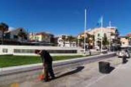Nakon orkanskog vjetra Vodičani zadovoljni čistoćom ulica: Što bi jugo donijelo, to bi Leć odmah odnio