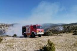 Vatrogasci imali pune ruke posla; gorjelo je od Istre do Dubrovnika