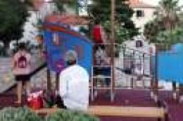 Novouređeno igralište u Prvić Luci predano na uporabu djeci