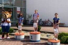 I po ljeti aktivni: Žetva medalja za BBK Orlov krug