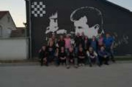 Članovi Hrvatskog domobrana i UHBDDR Vodice zajedno su prisustvovali prosvjedu u Vukovaru dajući podršku obiteljima žrtava srpske agresije