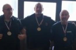 Vodičanin Vilim Ivas zlatni u kategoriji malokalibarski pištolj na natjecanju u Zadru