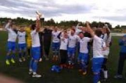 NK Vodice drugu godinu zaredom prvak županijske lige