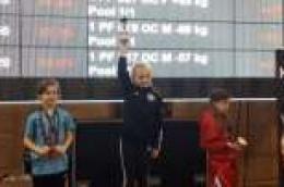 Unatoč jakoj konkurenciji mladi vodički borci ostvarili zavidne rezultate