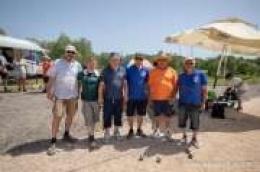 """Šest zemalja, 80 natjecatelja: U Vodicama se održava Međunarodni petanque turnir """"CROATIA OPEN"""" – 2019."""