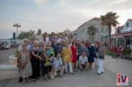 Vodička generacija rođena 1950. i 1954. sastala se kako bi u zajedničkom druženju i veselju obnovili stare uspomene.