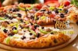 Prvi u Vodicama - Jedna i jedina:  Hallo pizza i ove zime je s Vama